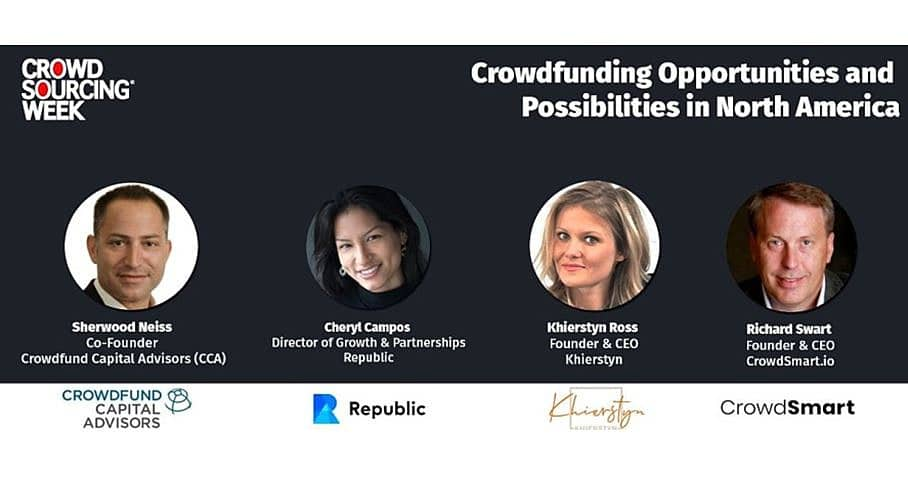 Our June 11 Virtual Crowd Summit on Crowdfunding - the North American Crowd