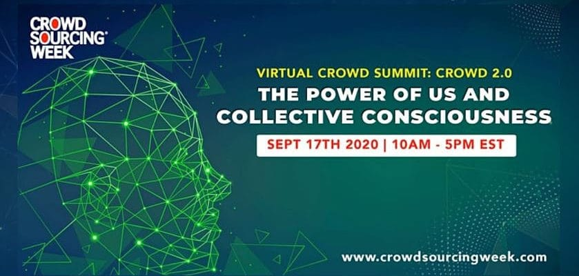 Crowdsourcing Leverages the Power of Collective Consciousness