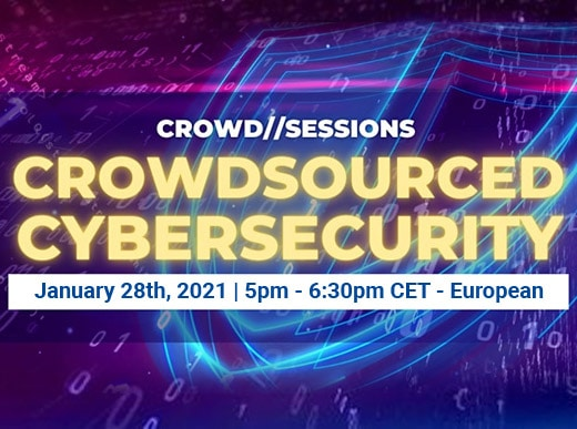 Crowd//Sessions Crowdsourced Cybersecurity